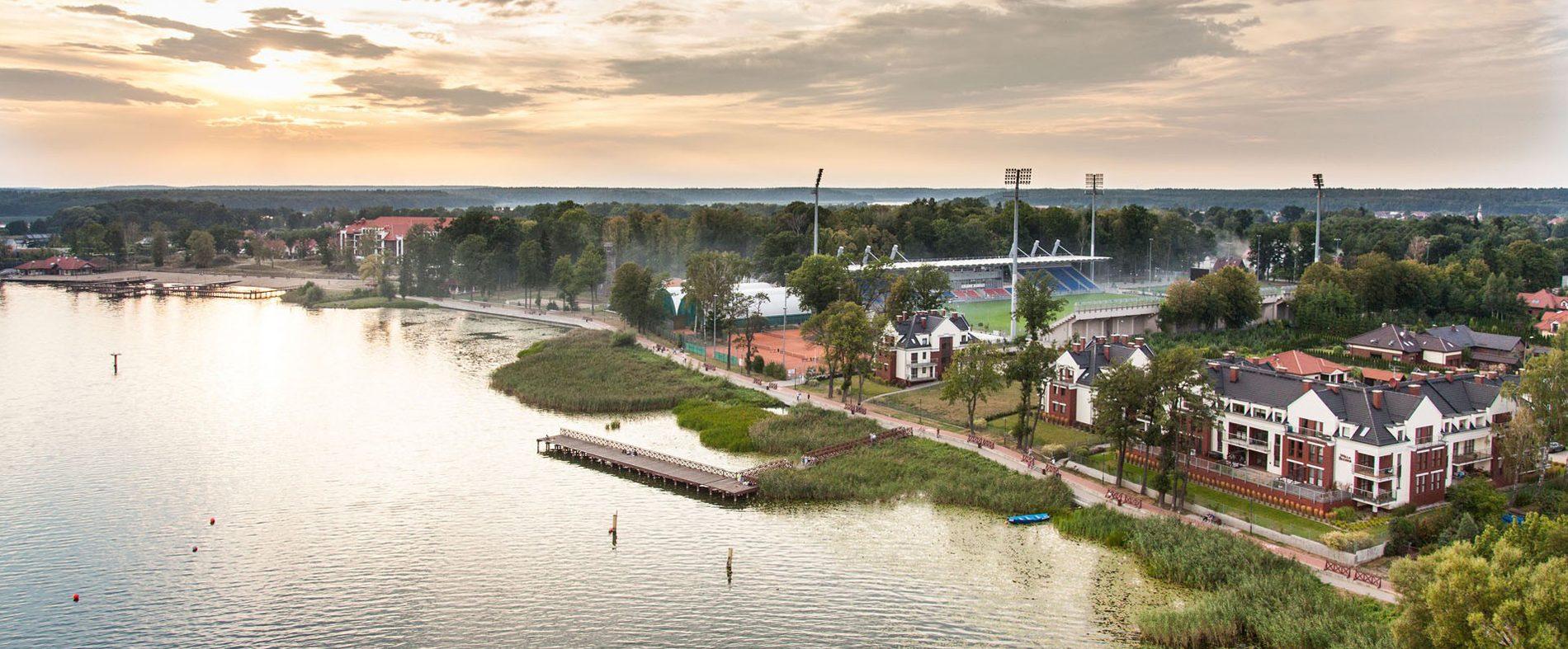 Ostróda - Perła Mazur
